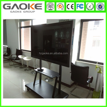 China 55 65 70 84 98 inch smart board led interactive tv with built in Android OPS PC 1080P 4K resolution lcd touch screen.