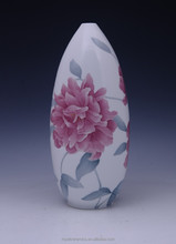 2015 Milan World Expo. product China Well-known Trademark Hand Painted Underglazed Porcelain flower vase