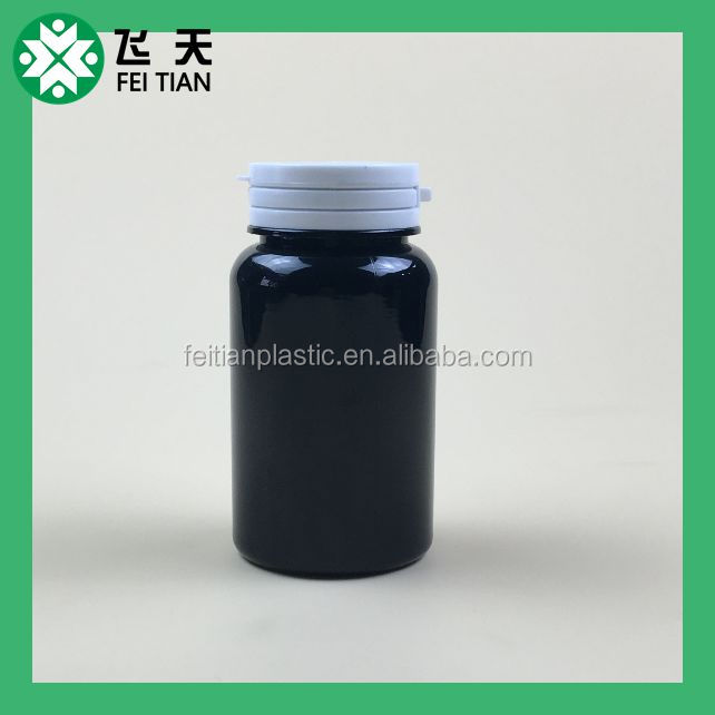 10ml 20ml 45ml 60ml 80g 100g ml 120g 150ml 175g 275g pet capsule tablets tear off cap tamper proof caps plastic bottle