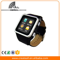 2015 Latest touch screen bluetooth multimedia watch phone