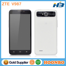 Cheap Mobile Phone With Skype ZTE V987 Mobile Dual Sim Phone Dual Camera 2G/3G Quad Core GPS 1.2Ghz GSM/Cdma IPS Screen