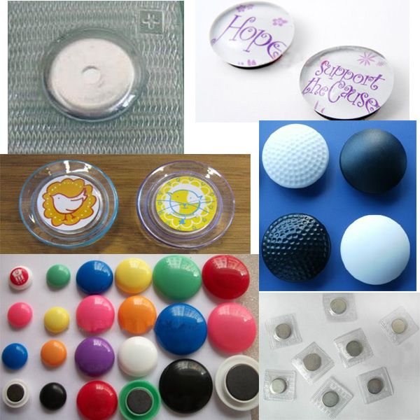 Super Power Colorful Customized Whiteboard Magnets Strong For Sale