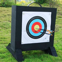 Wholesale archery shooting target sturdy exercising 3d targets eva/xpe foam target