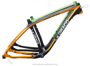 High quality mountain racing bike frame carbon fiber