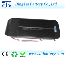 new dolphin ebike li-ion battery 48v 17.5ah 13s5p battery with tail light