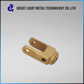 high precision brass bed parts
