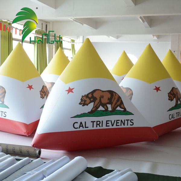 Advertising Custom Floating Buoys Inflatable Buoy for Party Events