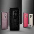 Premium Business alligator leather TPU+PC+PU two in one Cover case for Samsung s9,s9 plus,s8,s8 plus