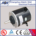 Fan coil or condenser 50/60 Hz ac exhaust fan motor