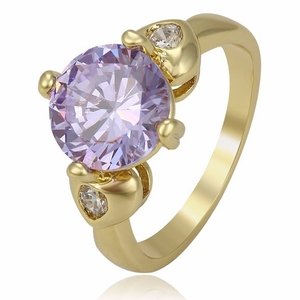 14943 Xuping cz wedding latest gold finger ring designs+fashion 14k gold zircon jewelry+diamond engagement women ring for girls