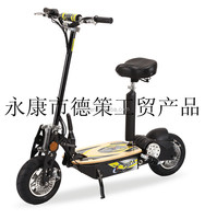 60V 2000 watt battery powered electric scooters with seat