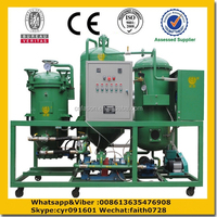 vehicle oil cleaning machine/waste vehicle oil recycling equipment