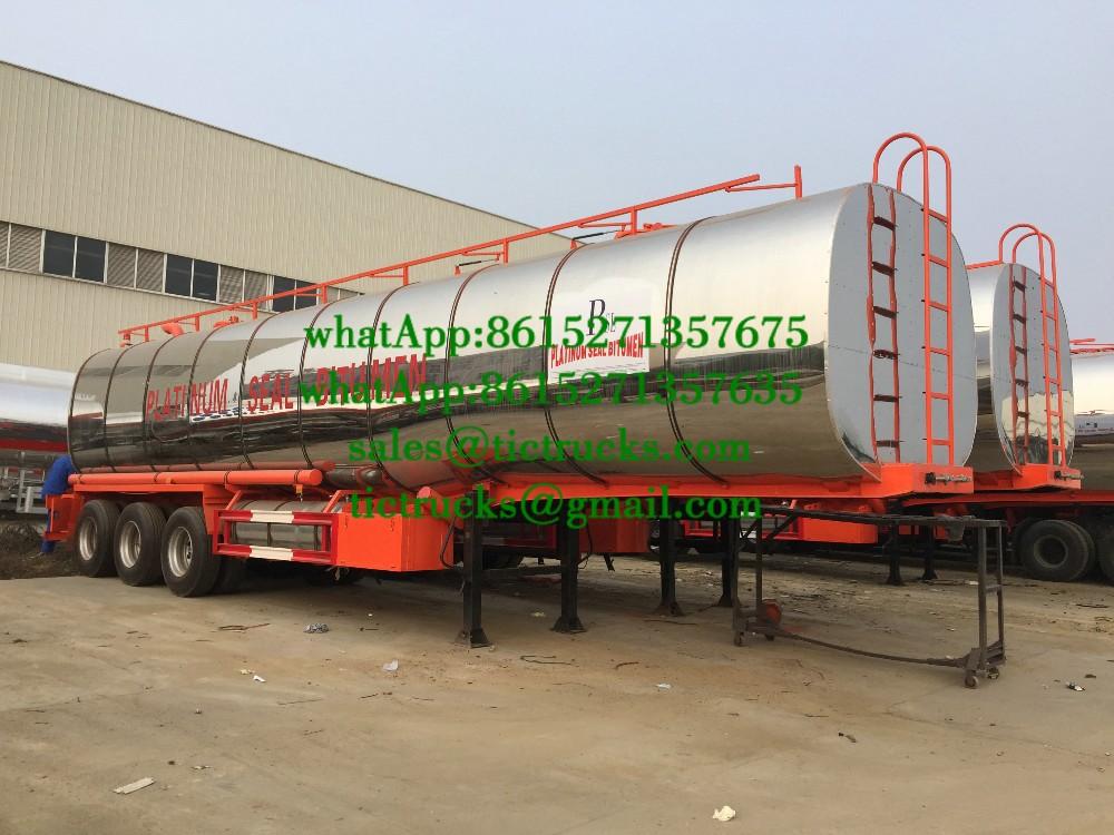 Asphalt tank trailer34-Bitumen tank  trailer.jpg