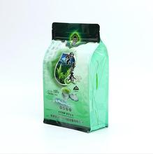 China supplier wholesale custom packaging round bottom green tea bag