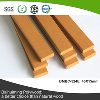 Fashionable Wood Flooring for Polywood Material