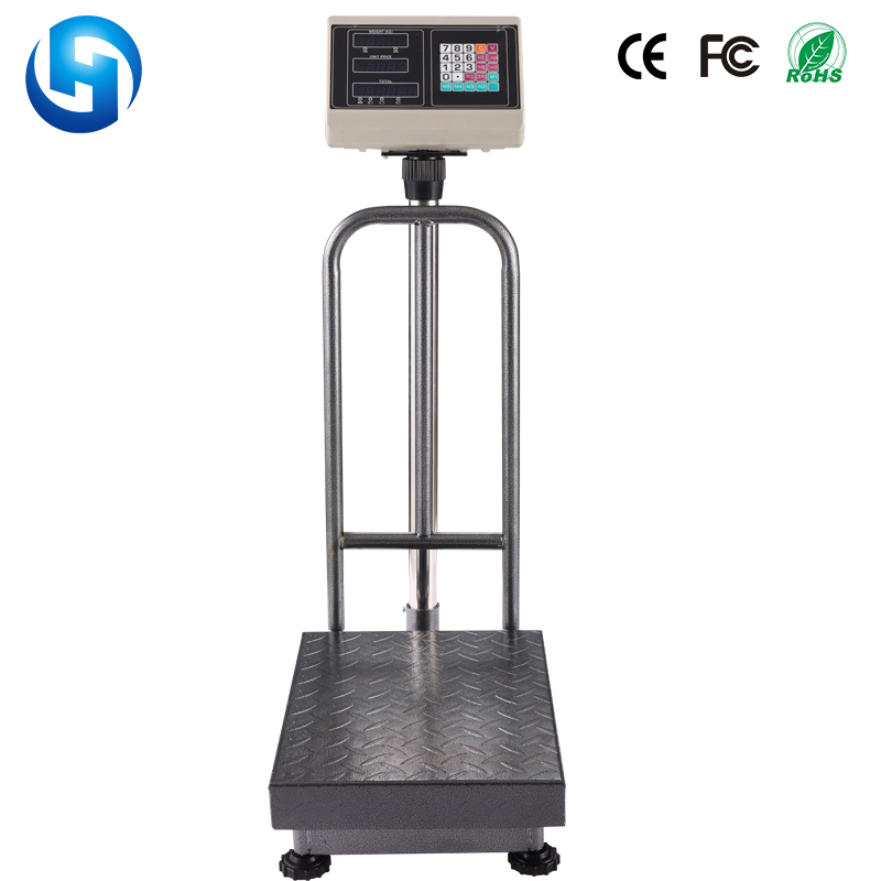 300KG Electronic Digital Industrial Platform Weighing <strong>Scale</strong> Bench <strong>Scale</strong>