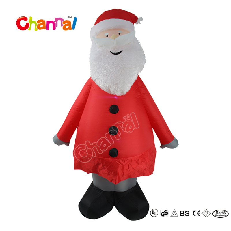 Wholesale 150cm Christmas Decorations Inflatable Santa Claus