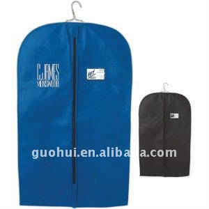 nonwoven garment bag suit cover for men
