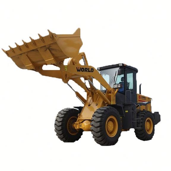articulated backhoe loader(W136II)