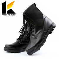spiked military boots tactical boots korean combat boots