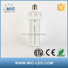Energy efficient good color corn bulb fixture E27 e40 led lamp 200w