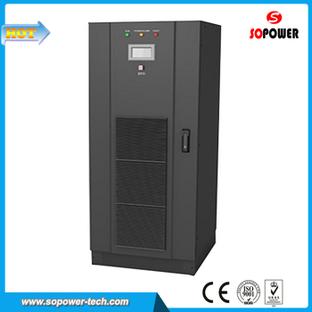 60KVA 3 Phase Solar Panel System Hybrid Inverter Charger