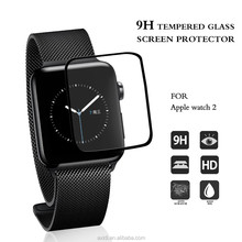 Real Premium Hard Screen Protector Tempered Glass Film For Apple Watch