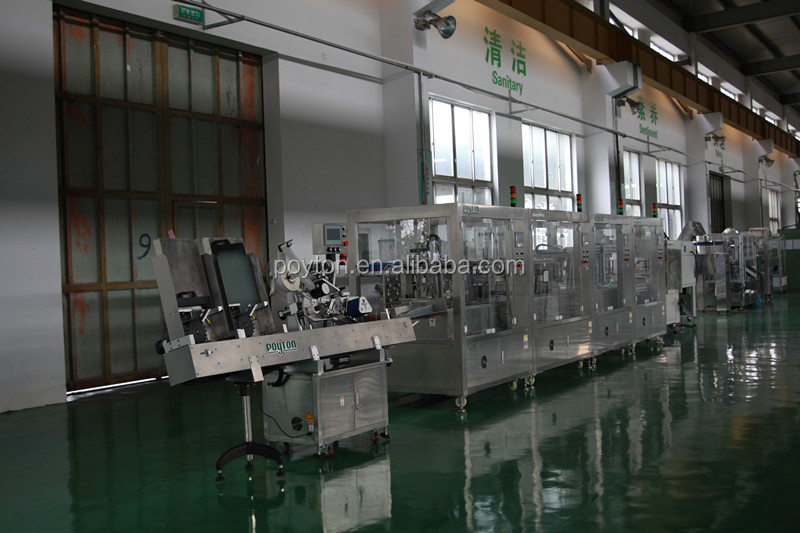 POYTON Assembly machine for blood collection tube machine