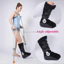air inflatable ankle fracture brace Ankle support shoes / walker brace with CE FDA