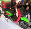 2000W cargo scooter with 60km/h speed and 150kms range petrol and electric scooter