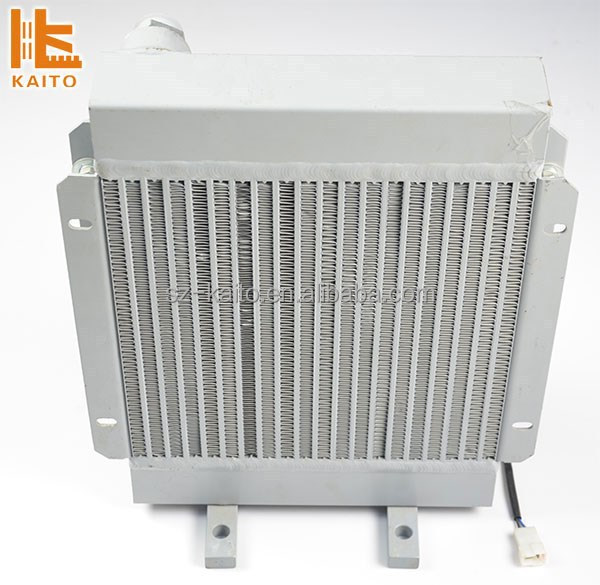 Heavy Equipment Spare Parts Generator Radiator