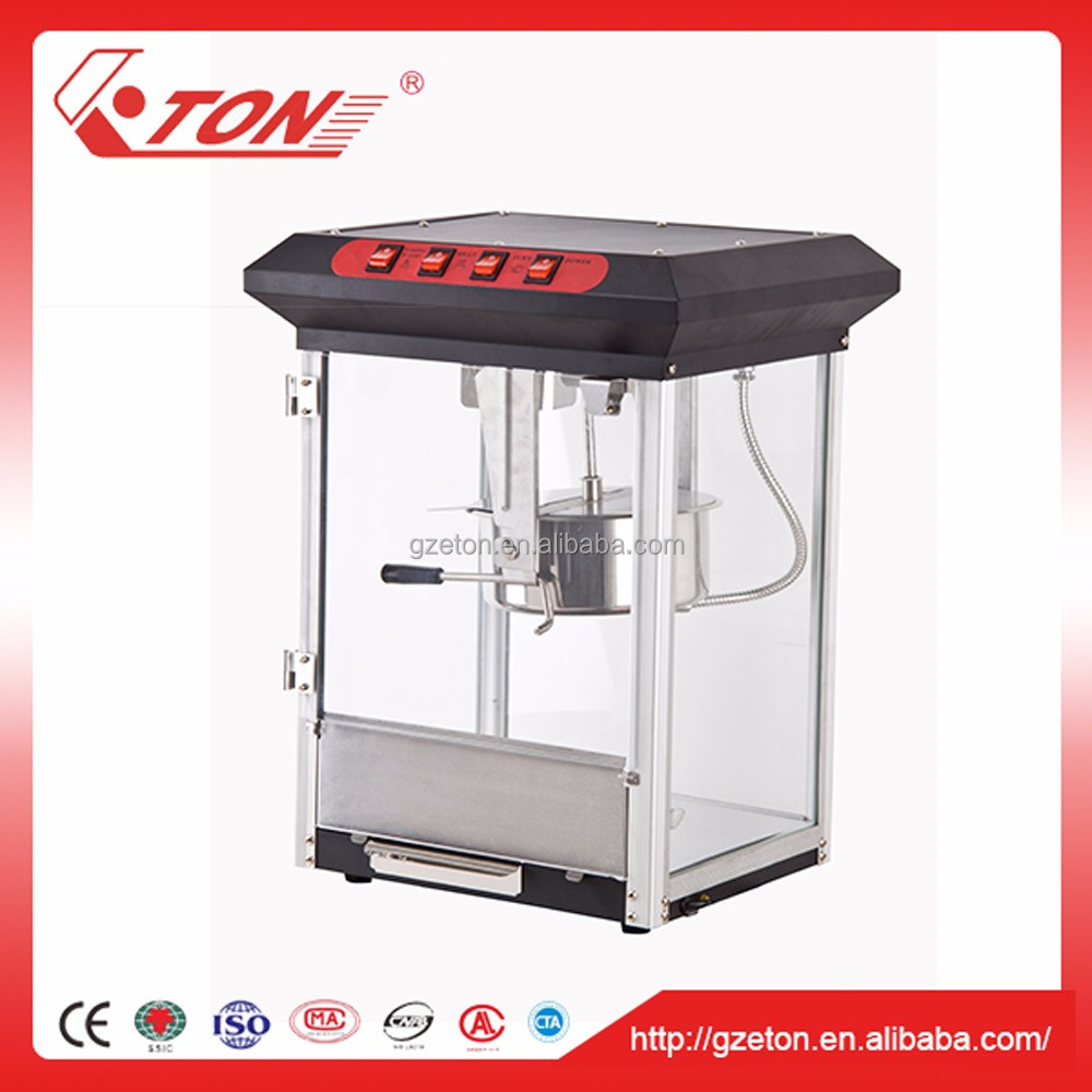 Industrial Popcorn Machine / Flavored Popcorn Maker