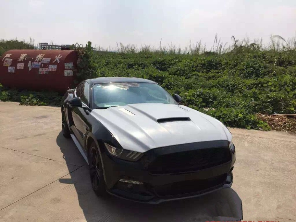 For 2015 Ford Mustang Hood/Bonnet