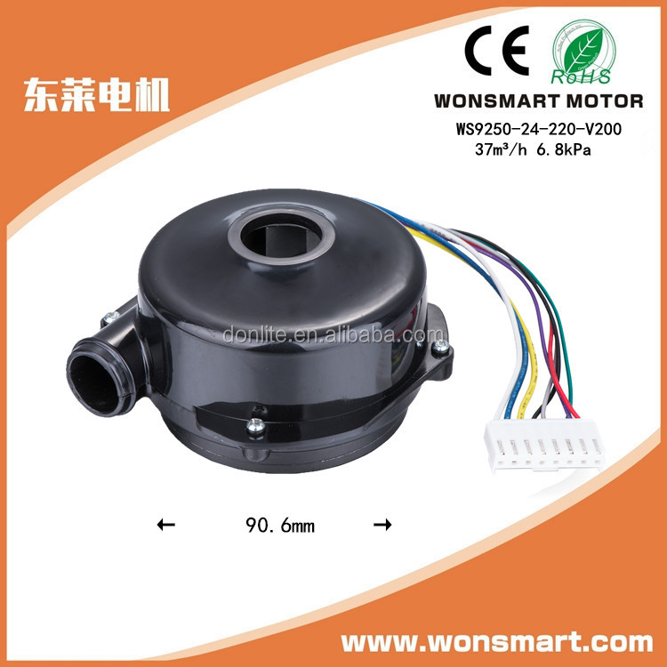 warm air blowerbrushless dc motordc brushless fan motor 12v