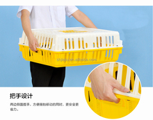 plastic folding chicken transport cage,livestock transport cages