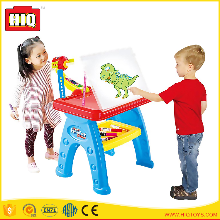 Top sale projector toy drafting drawing table