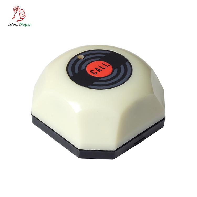 Restaurant cuisine étanche sans fil pour équipement de restauration bouton d'appel - ANKUX Tech Co., Ltd