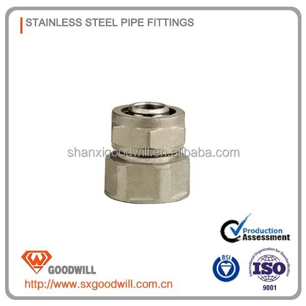 High quality stainless steel elbow tee reducer pipe fitting manufacture