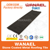 High quality Shingle/flat roof tile sheet metal price