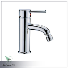 bathroom brass single handle bidet faucet