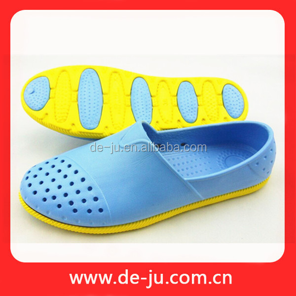 Silk Fabric Strap Beautiful Sole Printing Sandals Men Sandals 2014