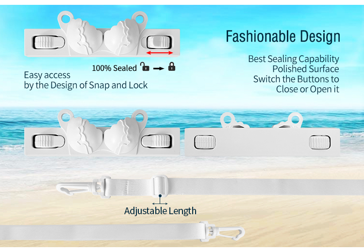 Hot New Products Waterproof Cell Phone Case Mobile Phone PVC Waterproof Dry Bag for Promotional Gift