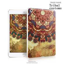 cartoon pattarn l color print silicon rubber tablet cover For Apple ipad mini 123