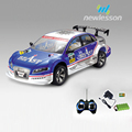Chassis lights 1:10 PVC remote control best toy cars with cheap price
