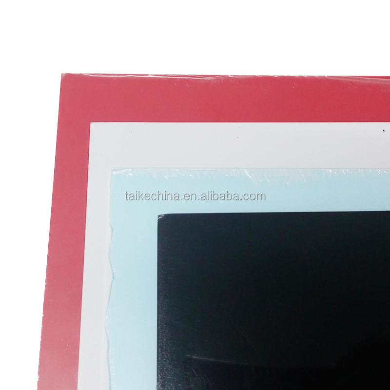 Flexible PVC plastic Sheet 0.2mm-1.0mm curve / curving test (PVC927)