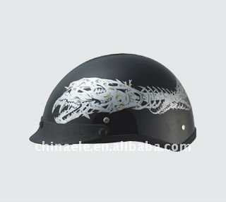 hot sale DOT open face helmet ,Novelty Helmet, half helmet ,open face helmet