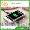 New china products for <strong>portable</strong> charging pad crystal qi wireless Charge mat