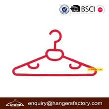 Assessed Supplier LINDON Recycled Round Plastic Clothes Hangers