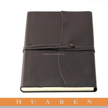 Huaben Hot Sale Da Vinci Large Leather Journal Plain Gif Set In The UK