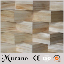Acoustic panel 3d decorative diffusor fabric wall